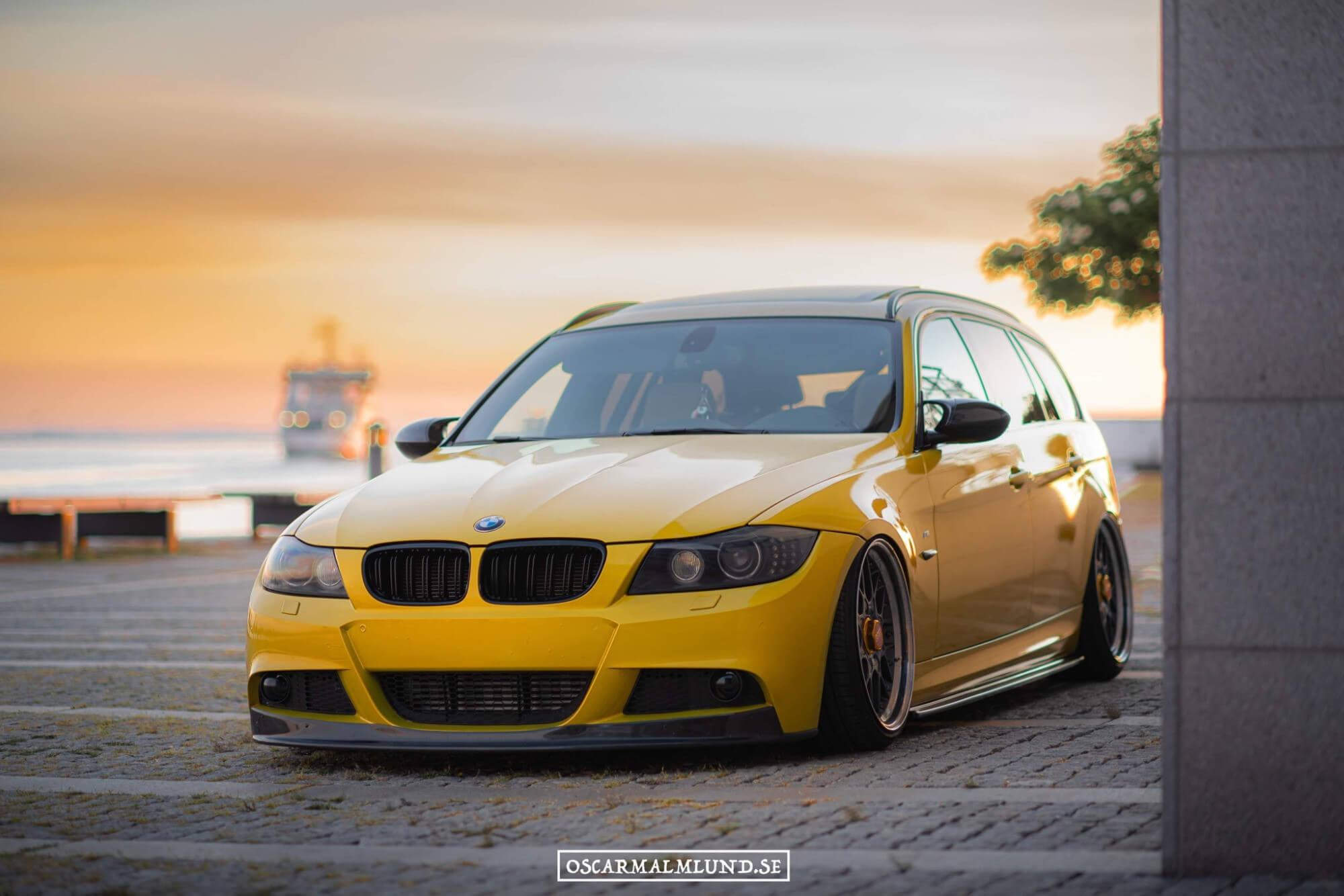 BMW Staggered Setup 2
