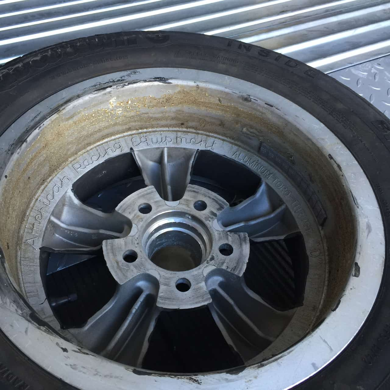 American Wheels Stamping