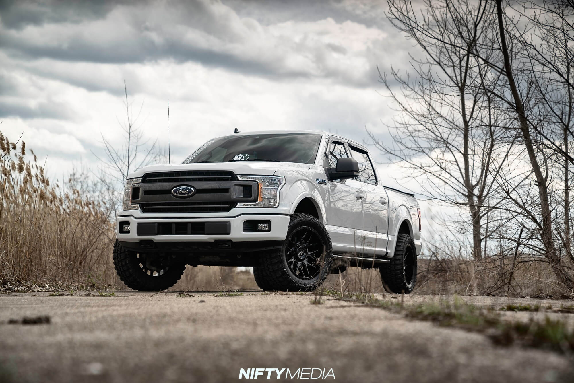 F150 with Motiv Wheels and Federal Tires
