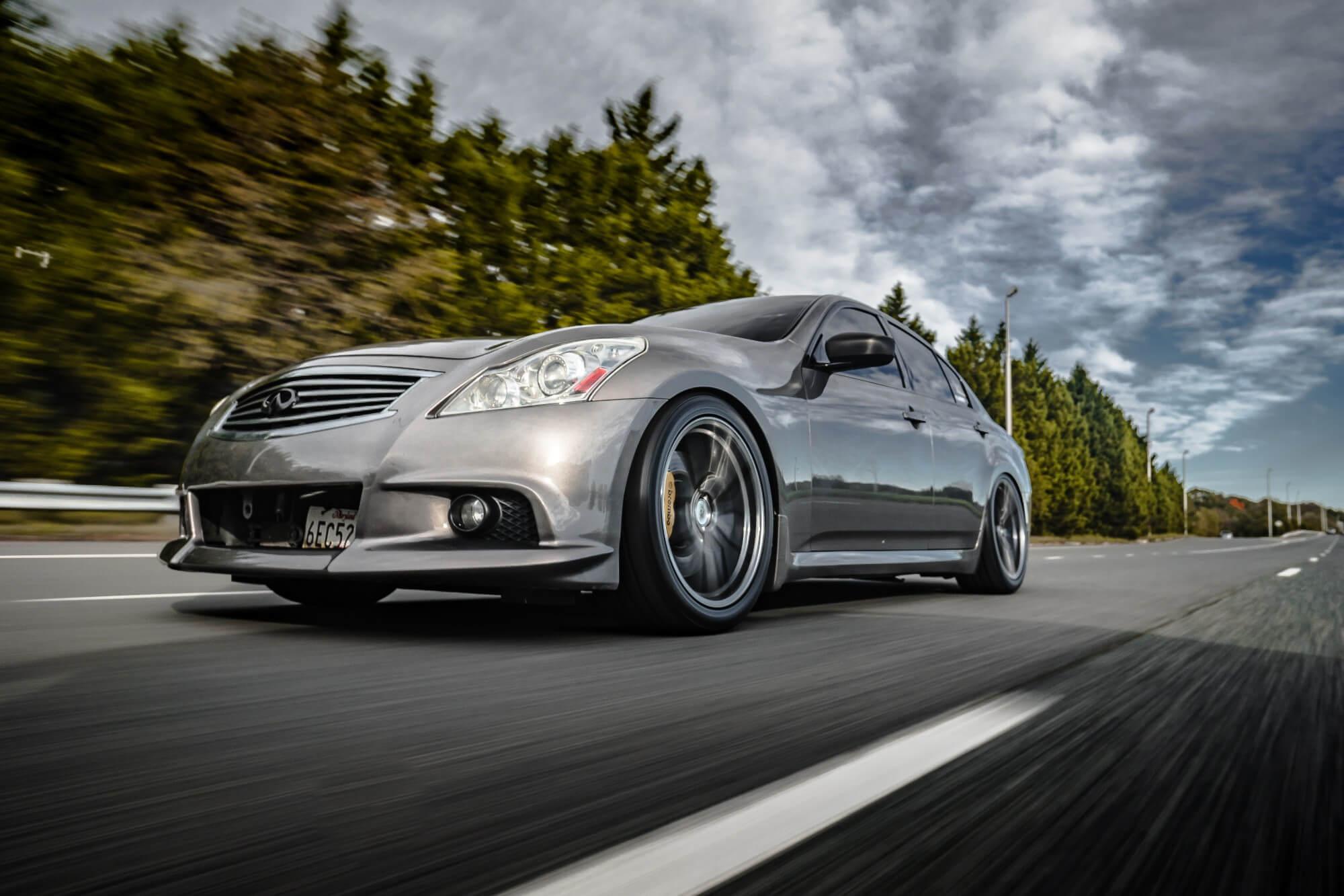 G37 Sedan Rollers