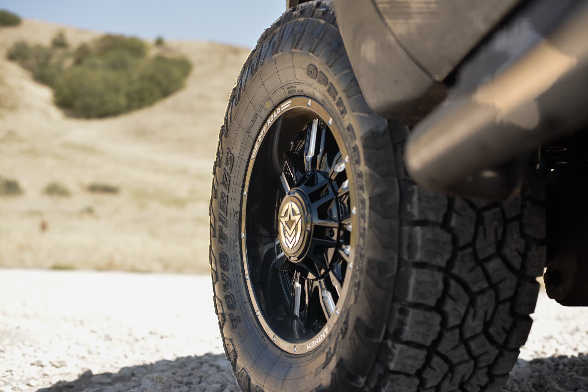 Up Close and Personal with the Anthem Off-Road Equalizer