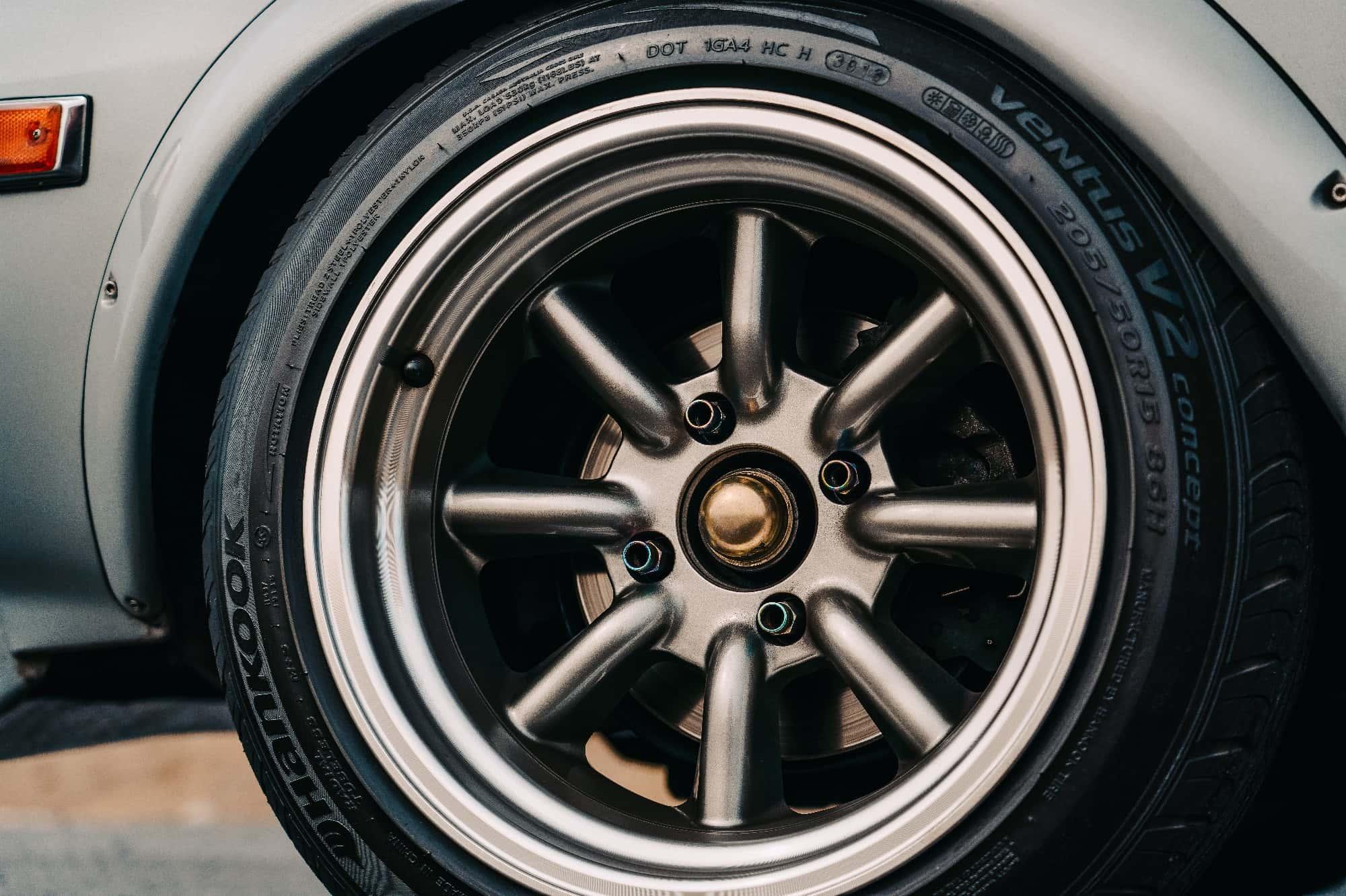 Toyota Celica Hankook Ventus V2 Concept 2