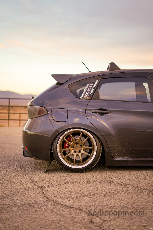 Subaru Wagon STI