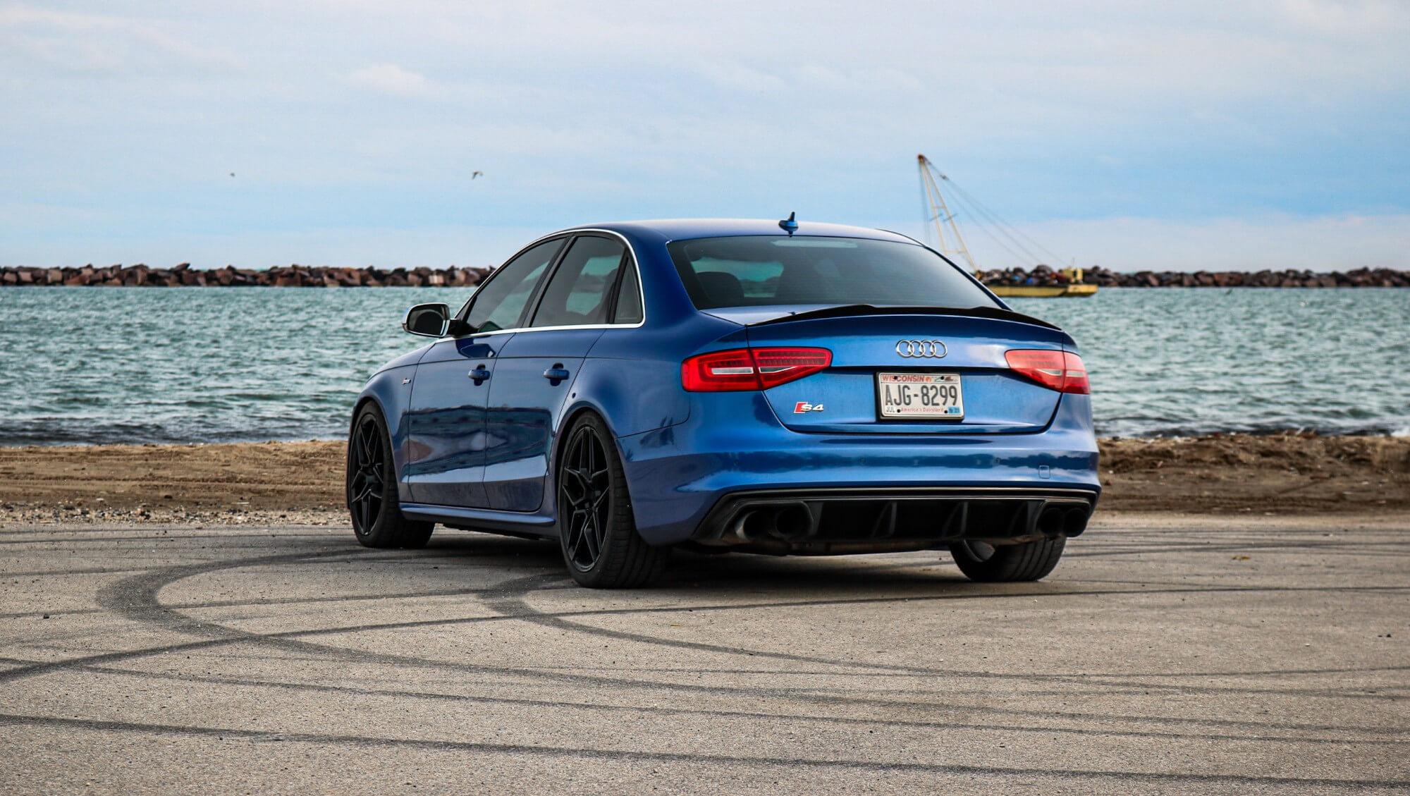 Audi S4 Rohana RFX11