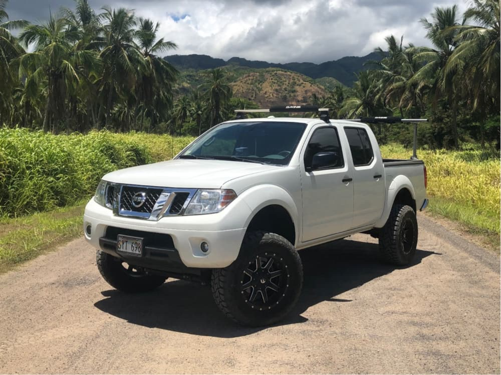 Froniter Toyo Open Country